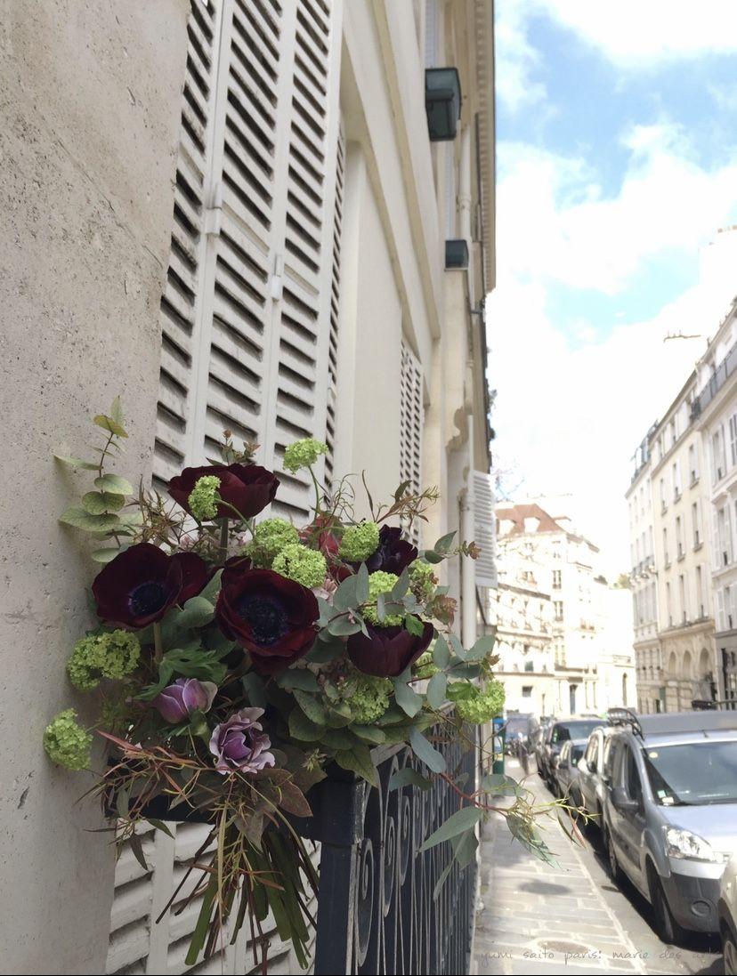 パリスタイルのフラワーレッスン イメージ画像