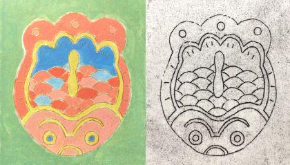 【札幌芸術の森クラフト工房】メディウムはがし刷りをしよう イメージ画像