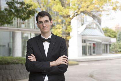 第20代札幌コンサートホール専属オルガニスト シモン・ボレノ フェアウェルオルガンリサイタル イメージ画像