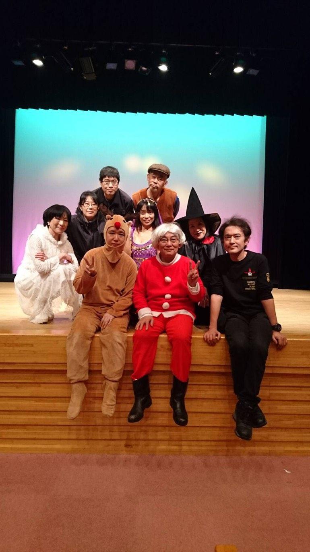 クリスマスお芝居『星空のトナカイ』 イメージ画像