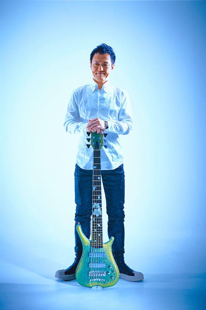 """櫻井哲夫""""Nothin' but the Bass 2020"""" デビュー40周年!ソロライブ イメージ画像"""
