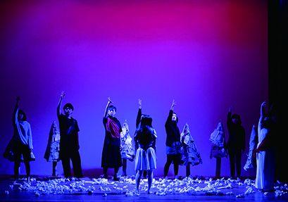 中学生サンピアザ短編演劇祭 イメージ画像