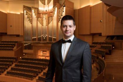 第21代札幌コンサートホール専属オルガニスト アダム・タバイディ フェアウェルオルガンリサイタル イメージ画像