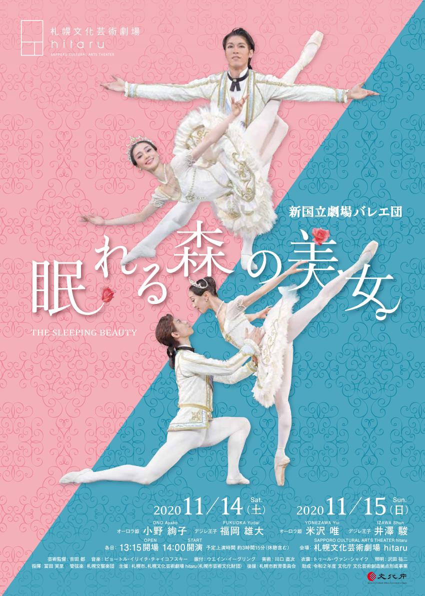 新国立劇場バレエ団「眠れる森の美女」 イメージ画像
