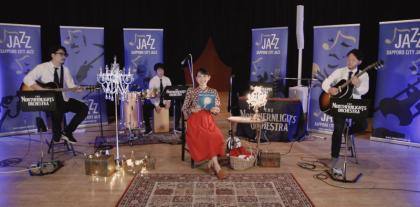 【SAPPORO CITY JAZZ 2020】デイタイム親子ジャズ ON WEB イメージ画像