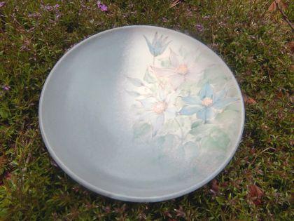 絵付けの陶器展「草花のうつわ」 イメージ画像
